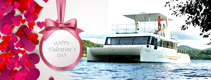 Celebrate a romantic date with your valentine at our private yacht in Goa.