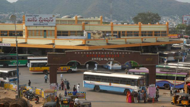 pandit-nehru-bus-station-in-vijayawada