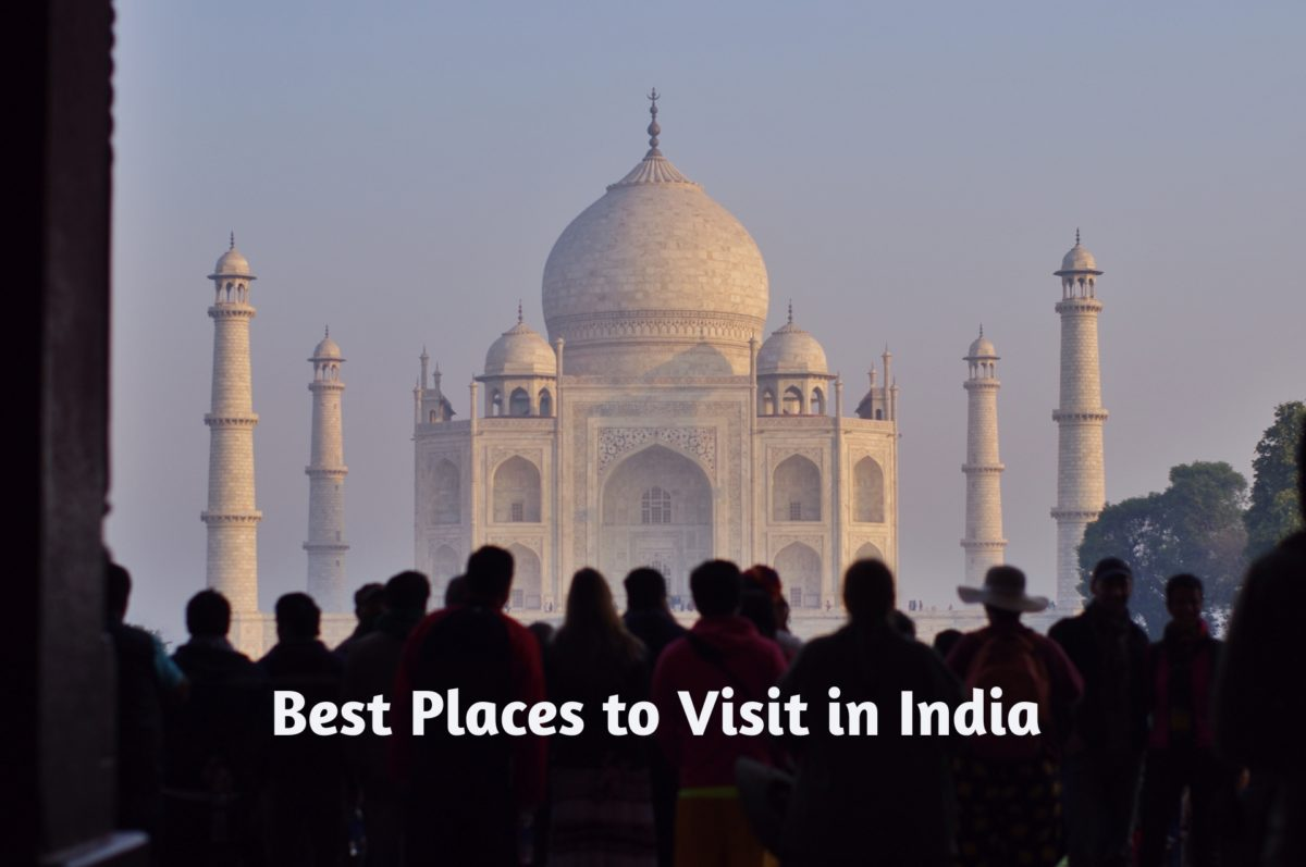 Best Places in India to Go with Your Girl's Squad