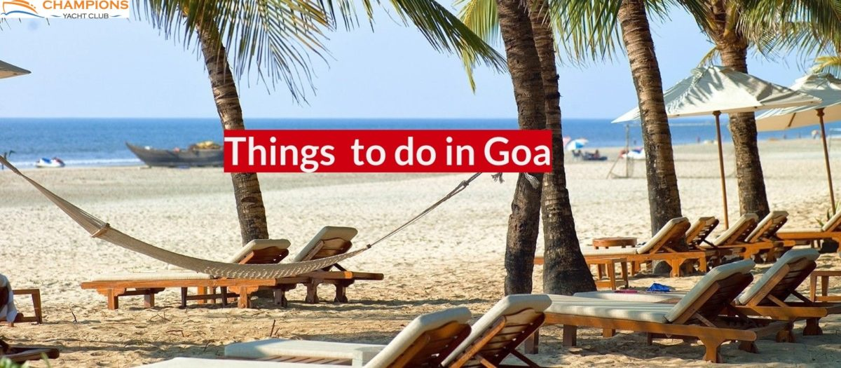 7 cool things to do in Goa this May 2018