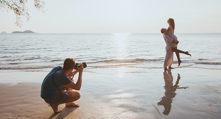 Ensure you have a professional wedding photographer onboard