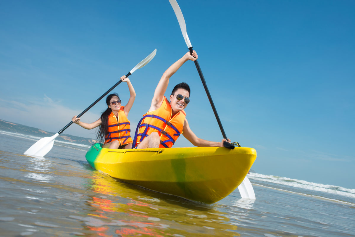 11 thrilling water sports in Goa which require No Swimming!