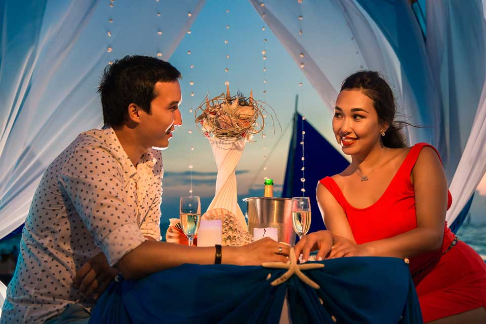 Romantic Dinner Cruise in Goa