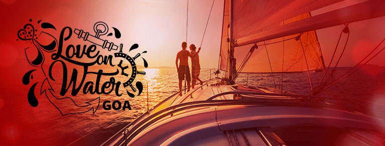Valentines Day Cruise in Goa