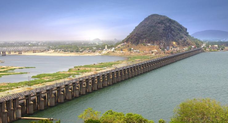 "Plan your next holiday at ""India's Cleanest Big City- Vijayawada"""