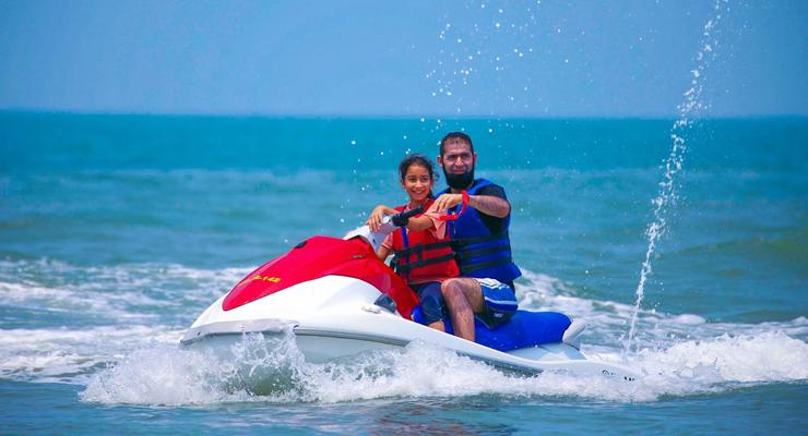 Activities to do at Mayem Lake